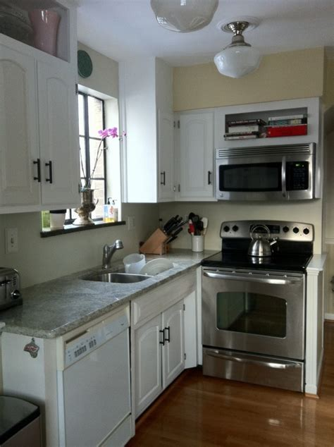 kitchen cabinets for small kitchen white solid wood small kitchen cabinet using grey marble