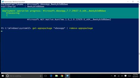 install windows 10 built in apps how to uninstall windows 10 s built in apps and how to