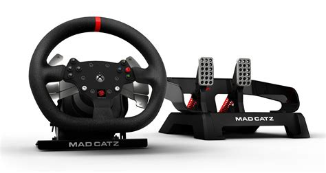 mad catz volante xbox one mad catz et thrustmaster deux volants pour la xbox one