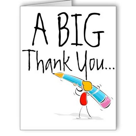 you bid big thank you card thank you cards beautiful