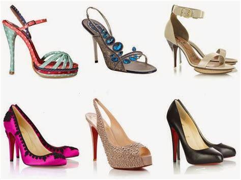 Sepatu Merk Calbi foto model sepatu sandal hak tinggi terbaru 2017