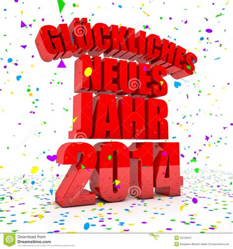 happy  year   german languages royalty  stock photography image