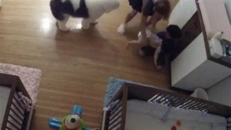 Watch Big Brother Catch Baby Falling From Changing Table Baby Fell From Changing Table