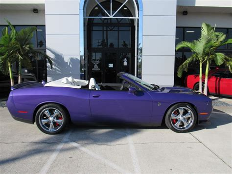 dodge convertable this 707hp dodge challenger srt hellcat convertible will
