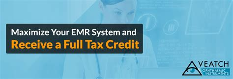 section 179 tax credit maximize your emr system and receive a full tax credit