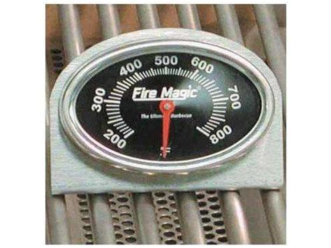 Thermometer Magic magic grill top thermometer 3573