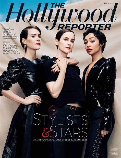 hollywood reporter names 25 most powerful stylists list the hollywood reporter s 25 most powerful stylists list is