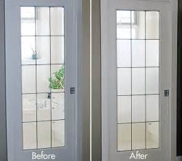 diy frosted glass door diy frosted glass window tutorial glasses front doors
