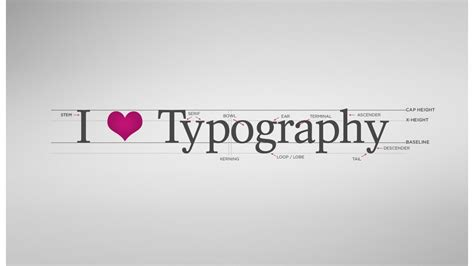 i typography font the importance of typography therapy