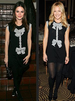 Who Wore Better Beckham Or Kate Hudson by Fashion Faceoff Vs Kate