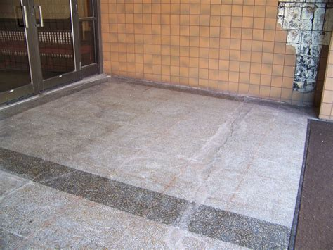 decoration awesome terrazzo tile flooring with wall decor