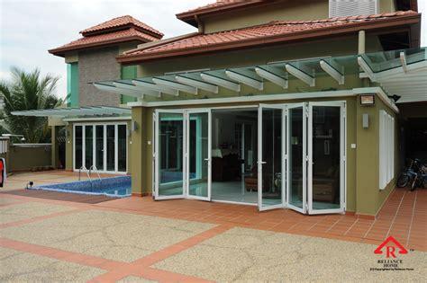 home exterior design malaysia bangi bungalow c769 reliance homereliance home