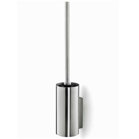 Zack Plumbing by Zack Linea Wall Mounted Toilet Brush Stainless Steel