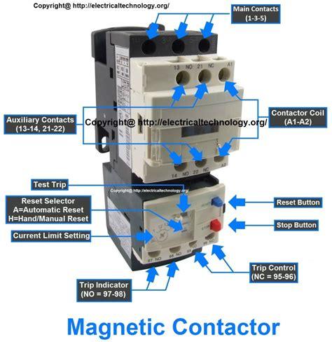Vaccum Motors Rated Characteristics Of Electrical Contactors