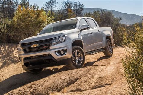chevy colorado 2016 chevrolet colorado z71 diesel review update 1