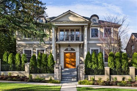 neoclassical homes tour a neoclassical home in seattle hgtv com s