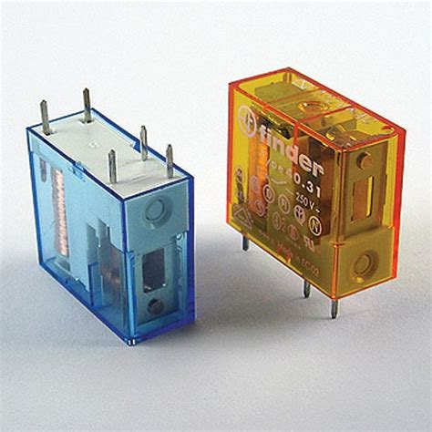 Relay L by Finder Relays And Finder Relays Bases