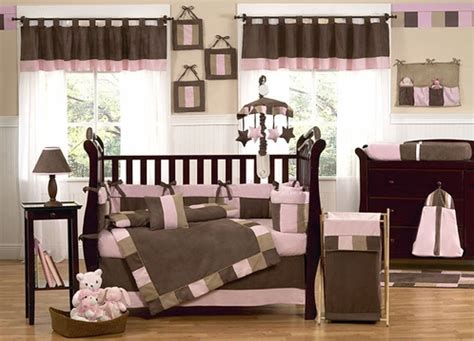 pink and brown baby bedding soho pink and brown baby bedding set sweet jojo designs only 179 99