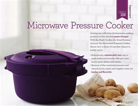 Microwave Pressure Cooker hip tupperware microwave pressure cooker recipes
