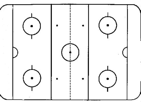 blank hockey practice plan template pin blank practice hockey drill sheets on