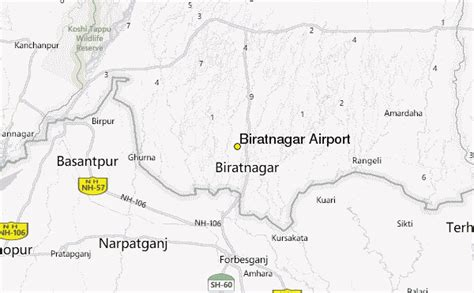 biratnagar map biratnagar airport weather station record historical