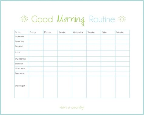 organize your daily routine life s organization expert
