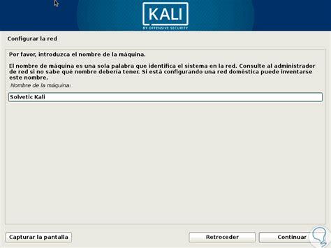 tutorial como usar o kali linux c 243 mo virtualizar e instalar kali linux en virtualbox