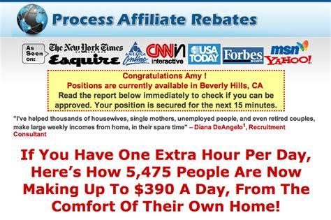 rebate processing jobs from home motavera com