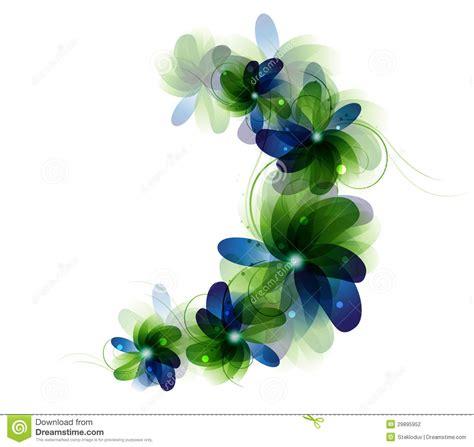 imagenes de rosas verdes y azules flores omantic verdes y azules ilustraci 243 n del vector