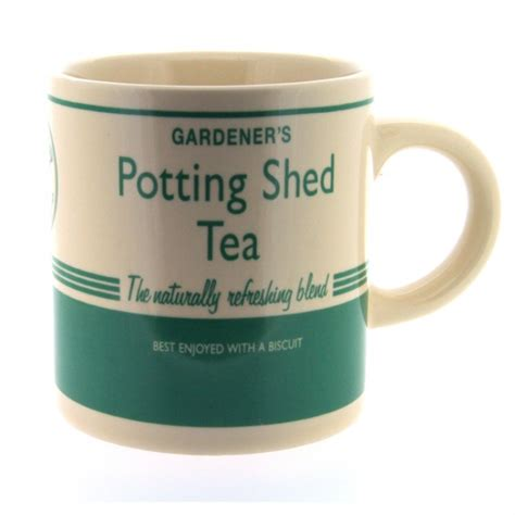 Shed Gifts by Gardener S Potting Shed Gift Mug
