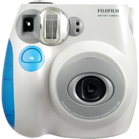 fujifilm instax mini 7s fujifilm instax mini 7s instant blue b h photo