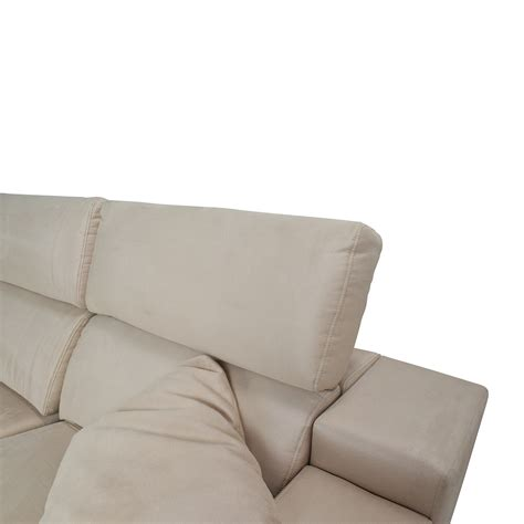 buy chaise 80 off fama fama lotus sofa with chaise sofas
