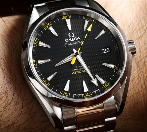 Omega Seamaster Aqua Terra 15,000 Gauss Watch Review   Page 2 of 2   aBlogtoWatch