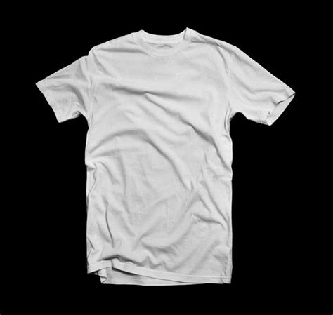 gallery plain white t shirts template