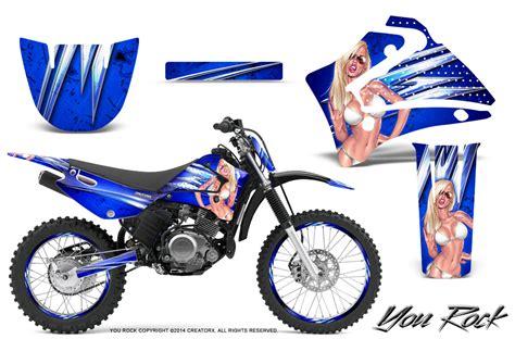 Yamaha Ttr 125 Sticker Kits yamaha ttr125 2000 2016 dirt bike graphics kit