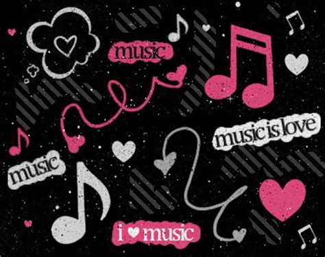 girly music wallpaper music music photo 27454284 fanpop