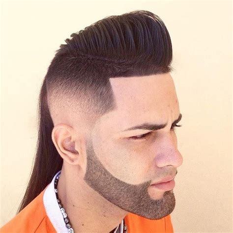 mens mohawk    maintain style   pro