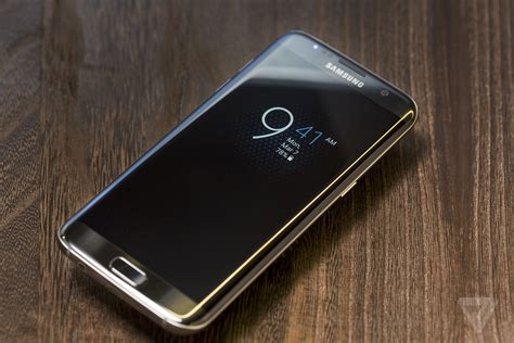 Bh6 Samsung Galaxy S7 Edge samsung galaxy s7 review on the edge of perfection the