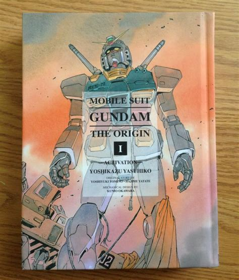 mobile suit gundam the origin vol 1 neogaf april 2013 up post show us your gaming goods