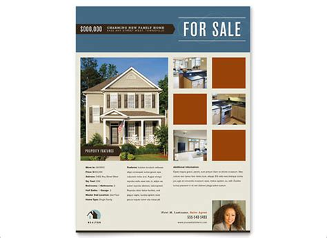 real estate advertising templates 26 modern psd advertising flyer templates free