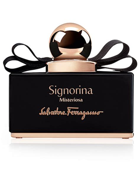 Savatore Feragamo Signorina salvatore ferragamo signorina misteriosa eau de parfum 1