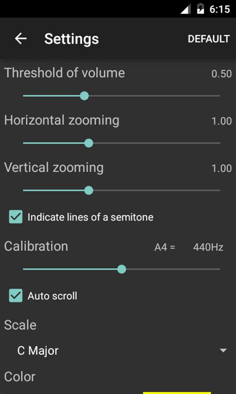 Monitor Vokal by Vocal Pitch Monitor Android Apps On Play
