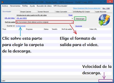 descargar atube catcher para windows 7 gratis descargar atube catcher 2014 mega