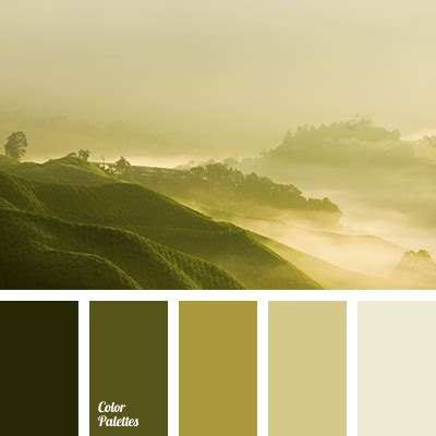 yellow beige color palette ideas