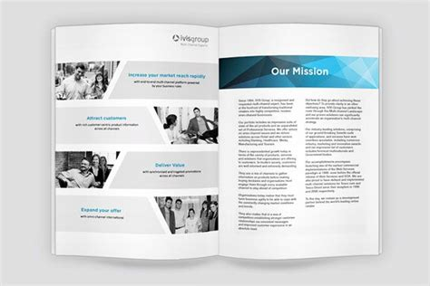 brochure content layout design 25 really beautiful brochure designs templates for