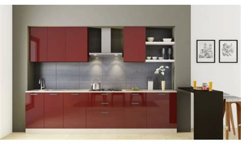 kitchen design for small space