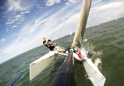 catamaran flying a hull flying a hull nacra f18 cat pinterest sailing
