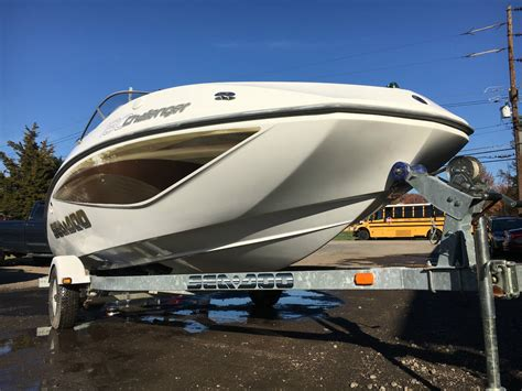 2007 sea doo challenger 180 for sale sea doo challenger 180 2007 for sale for 9 500 boats