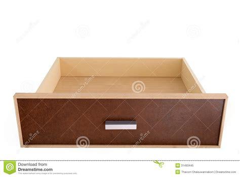 cassetto legno cassetto di legno vuoto fotografia stock libera da diritti