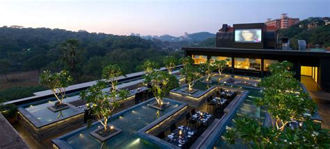 Cool Dining Rooms rooftop restaurants amp bars in powai mumbai skky lounge